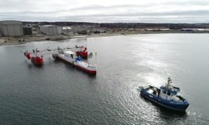 The 'next-gen platform' form's part of Sustainable Marine's goal to develop the world's first floating tidal array