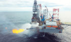 PTTEP and Kufpec have celebrated an appraisal well offshore Sarawak, reporting the find is the largest both companies have made.