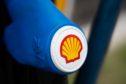 Shell North Sea oil