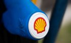 Shell North Sea oil