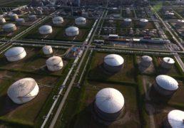 Brent oil edges above $75 as investors assess tightening market