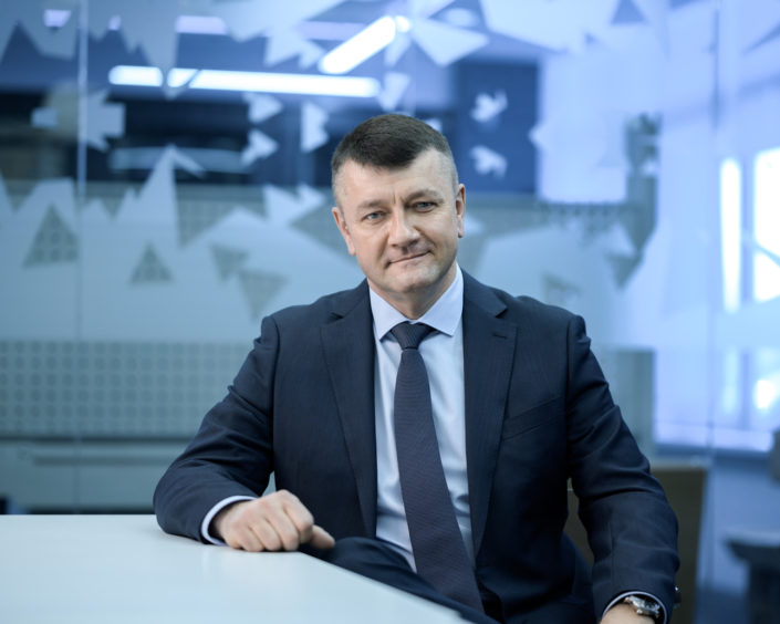 Aleksandr Chembulaev, CEO, Gazpromneft-Catalyst Systems