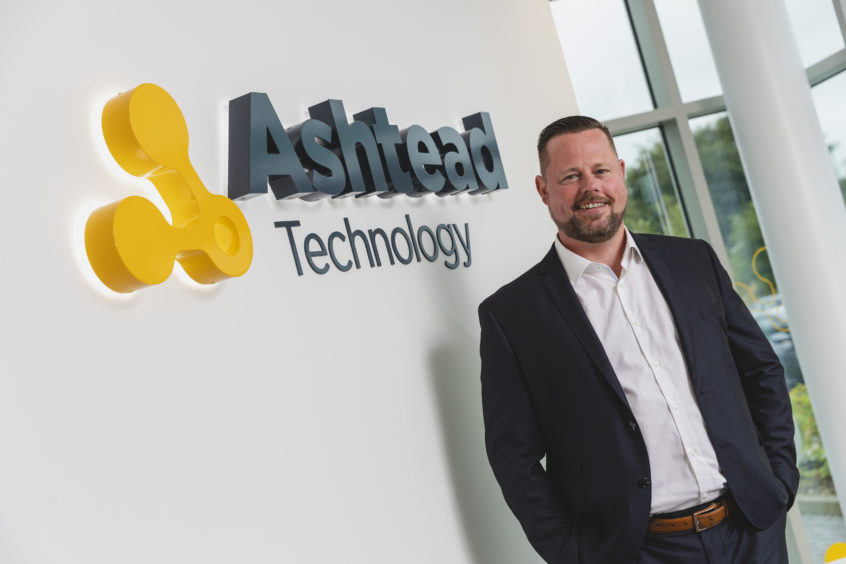 Fraser Collis, general manager of Ashtead's mechanical solutions division