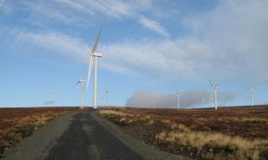 Greencoat Scottish wind farms
