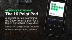Hydrogen in focus in episode two of the 10 Point Pod with EY and ITM Power