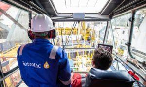 Petrofac decommissioning