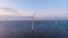 Aberdeen University wind farm study