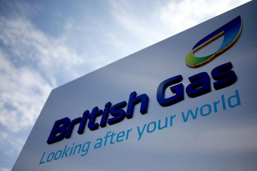 British Gas excrement