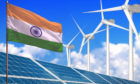 India is expanding renewable energy. Solar will outcompete coal by 2050.