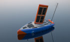 Oceandrone is designed by Innovo to cut carbon emissions