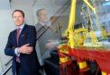 Erik Ronsberg, CEO of Stena Drilling.