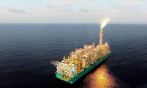 Petronas PFLNG Dua, Petronas' second FLNG unit