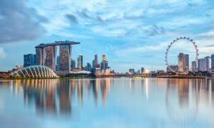 Singapore: The Southeast Asian city state is home to KrisEnergy