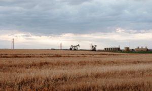 Oil field in the Bakken area, North Dakota. (Photo: Einar Aslaksen / Equinor ASA)