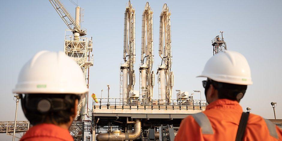Shell's Hazira terminal, in India