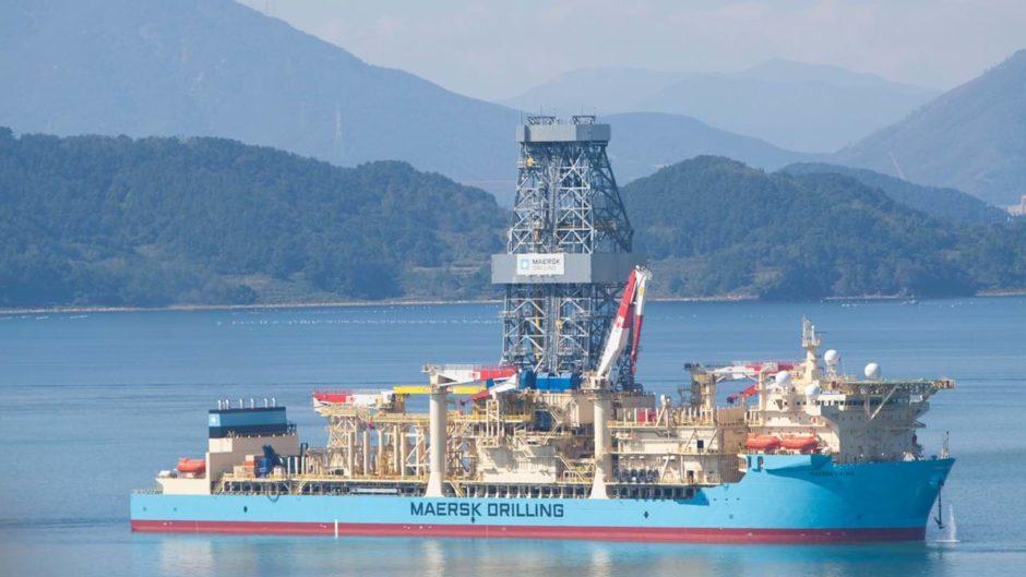 Maersk Drilling Korea