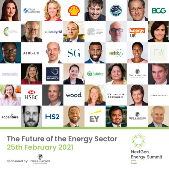 Frontier will hold its NextGen Energy Summit on February 25, bringing together leading executives to discuss our low-carbon future.