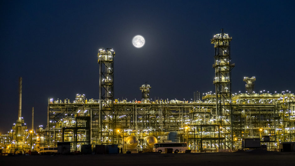 Oxy has made a discovery in Abu Dhabi's Block 3 and is pressing ahead with debottlenecking plans at Al Hosn.