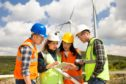 LOOK TO THE FUTURE: 'Training young people in renewables could lead to a new generation of high-class energy professionals.'