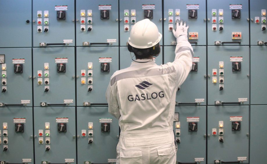 Blackrock GEPIF has struck a deal to buy the public shares of GasLog, taking the LNG carrier company private.