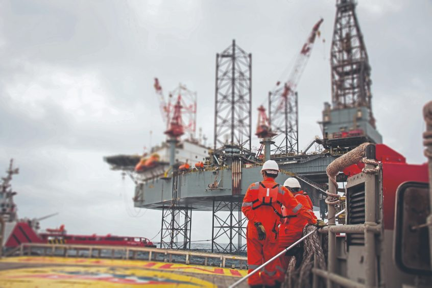 The oil and gas industry will play a key role in the transition.