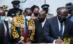 President Nana Akufo-Addo expects to complete talks with IPPs this year and bring power prices down for the people of Ghana.