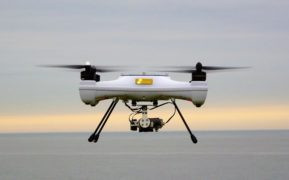 Researchers hopeful Scottish drone study could 'revolutionise' marine renewables industry
