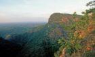 Landscape in Zimbabwe