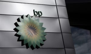 BP financial reporting