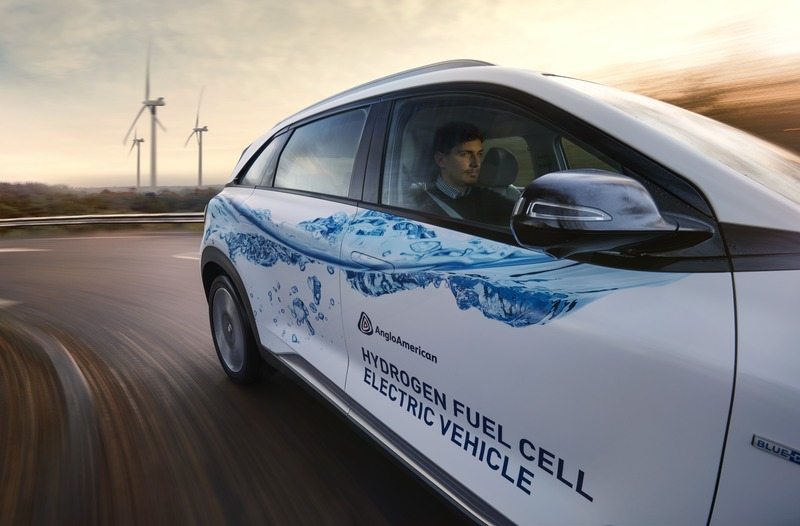 Anglo American has signed up to South Africa's hydrogen valley plan, working with Engie and Bambili Energy.