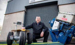 BME Group managing director Scott Borland