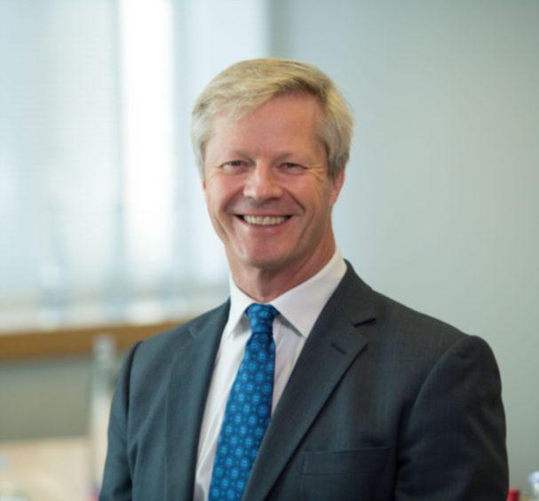 Chris Claydon, Chief Executive of ECITB