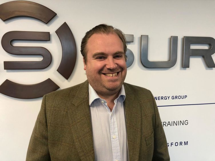 Chris Durling, 3t Energy's new training division finance director
