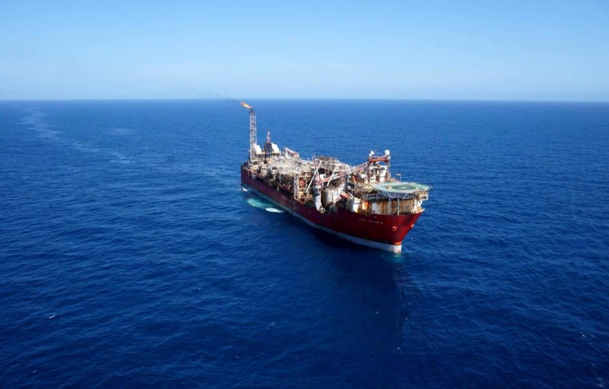 The Global Producer III FPSO serves a cluster of fields bought by Neo Energy from Total in 2020.