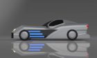 Protosev will be powered using an electric-battery and a hydrogen fuel cell.