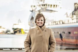 Aberdeen harbour chief Michelle Handforth steps down