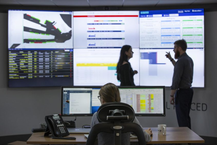 Peterson has been on a journey to optimise and digitise its processes.