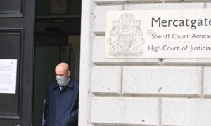 COURT: Former oil boss Andrew Murray was convicted of sexually assaulting and attempting to rape a woman.