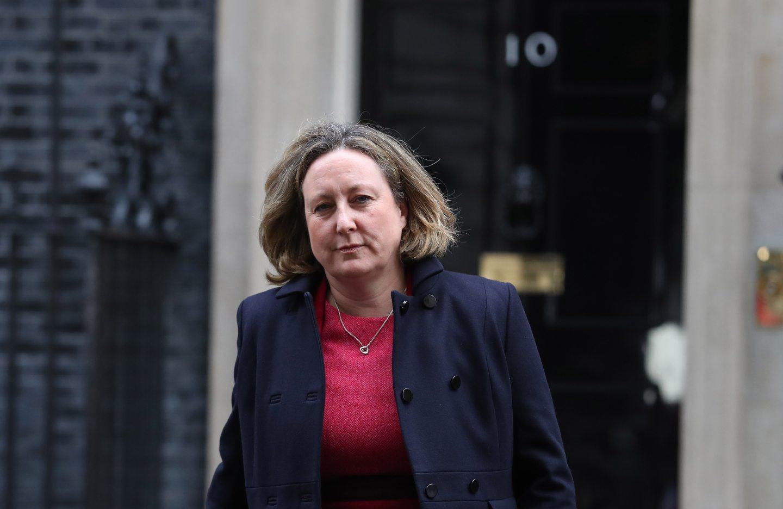 Anne-Marie Trevelyan, UK energy minister