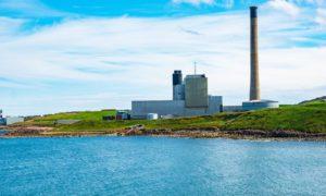 CCS Peterhead power station