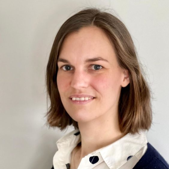 Sabine Weth, vice-president of offshore wind at Swire Energy Services.