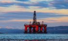 North Sea ey report