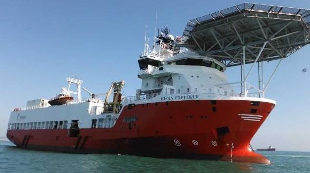 Fugro will retain the Hugin Explorer vessel.