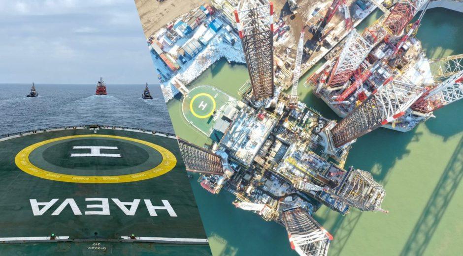 Petrodec UK decommissioning