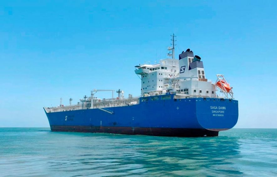 QP has backed a new containment technology from LNT Marine that should cut the costs of LNG transportation.