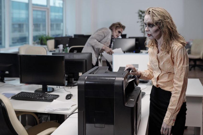 UNDEAD: 'Zombie companies' are those that only survive because of government support and are likely to fail when that is withdrawn.