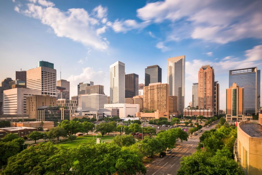 Houston energy transition