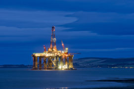 Catcalling on North Sea oil rigs branded 'unacceptable'
