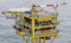 Alpha North Sea decommissioning