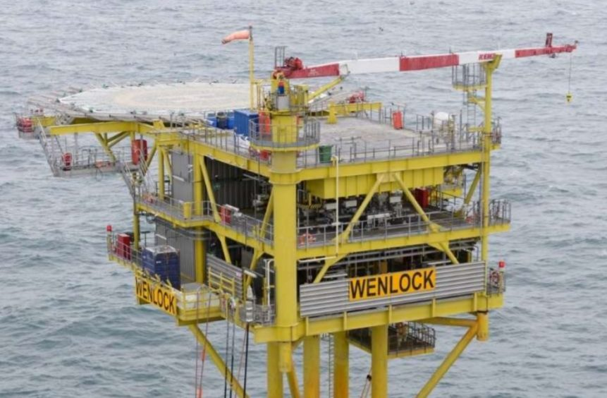 Alpha North Sea decommissioning